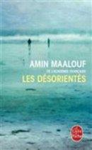 Boek cover Les desorientes van Amin Maalouf