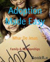 Omslag Adoption Made Easy