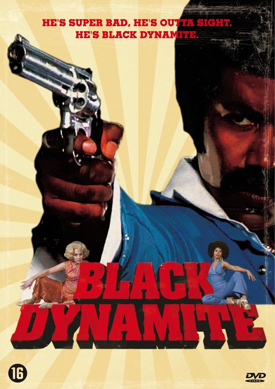 Cover van de film 'Black Dynamite'