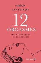 Boek cover 12 orgasmes van Ann Cuyvers