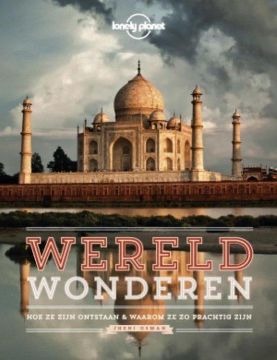 Lonely planet - Wereldwonderen - Lonely Planet  