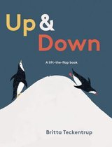 Boek cover Up & Down van Britta Teckentrup