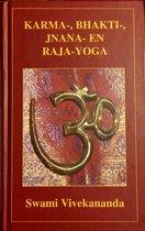 Karma-, Bhakti-, Jnana- en Raja-yoga