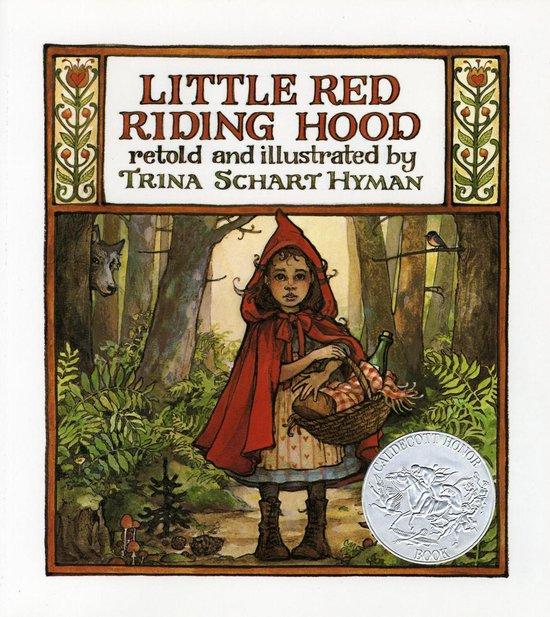 Little Red Riding Hood - Trina Schart Hyman |