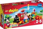 LEGO DUPLO Mickey & Minnie Verjaardagsoptocht - 10597