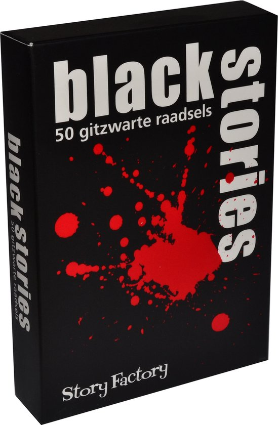 Black Stories - Denkspel