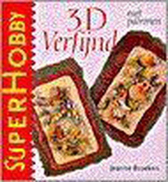 3-D verfijnd - Jeanne Broeken  