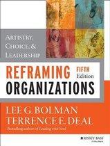 Boek cover Reframing Organizations van Lee G. Bolman