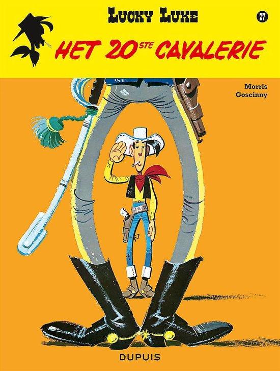 Lucky Luke 27. Het 20ste cavalerie - Morris |