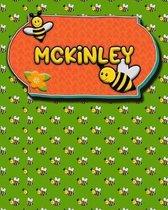 Handwriting Practice 120 Page Honey Bee Book Mckinley