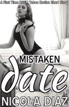 Mistaken Date - A First Time BDSM Taboo Erotica Short Story
