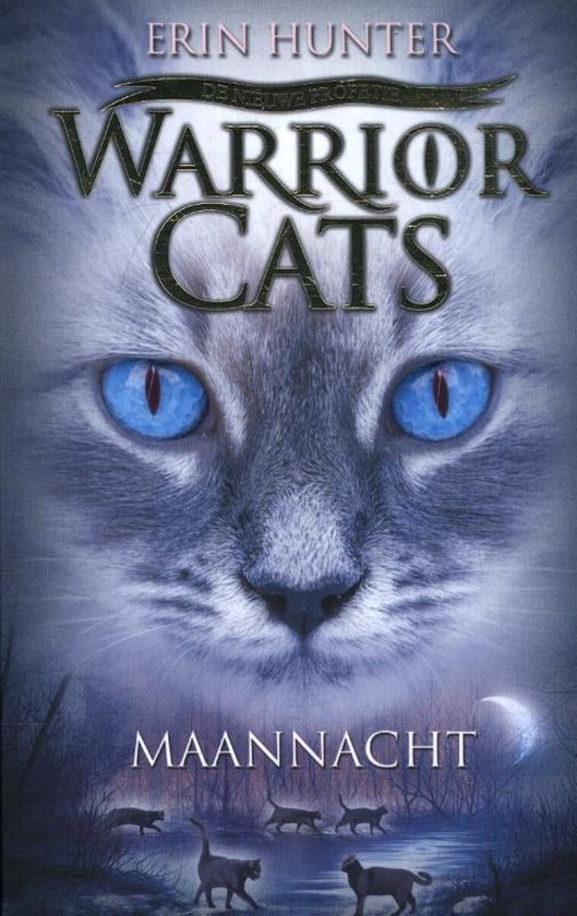 Warrior cats serie ii 2: maannacht