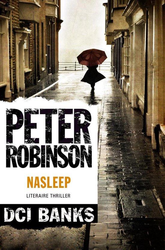DCI Banks 12 - Nasleep - Peter Robinson |