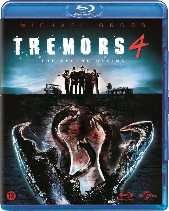 Cover van de film 'Tremors 4'