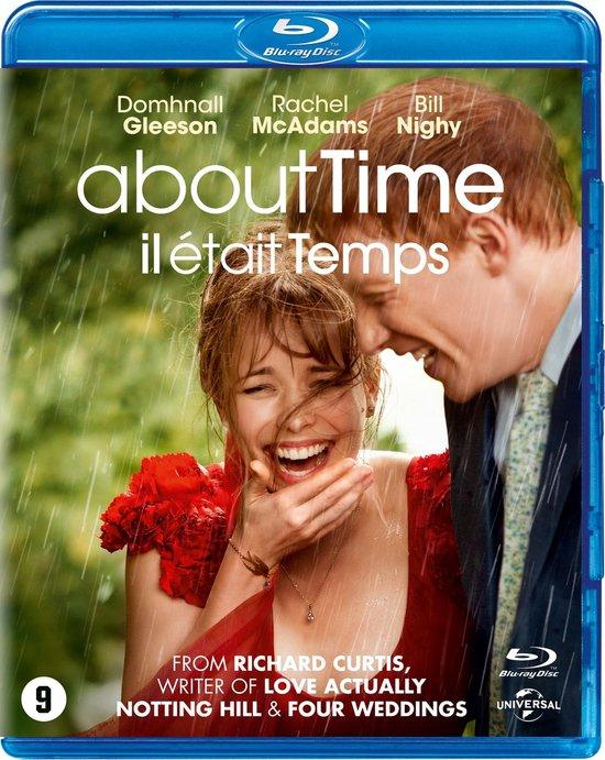 Cover van de film 'About Time'