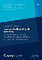 Corporate Sustainable Branding