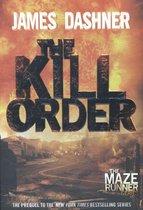 Boek cover The Kill Order (Maze Runner, Book Four; Origin) van James Dashner (Paperback)