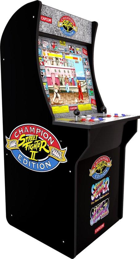 Afbeelding van het spel Arcade 1up Street Fighter II