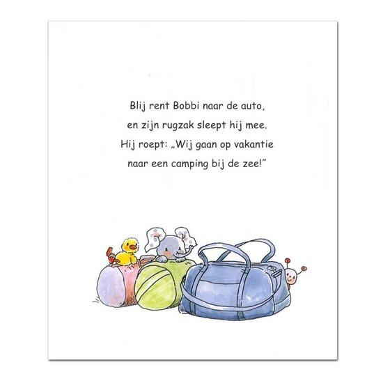 Boek Bobbi Op Vakantie