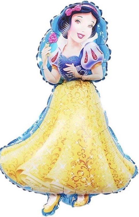 Sneeuwitje - Disney Prinsessen Ballon - Kinderfeest - Meisje - Verjaardag - Prinsessen Feestje - Babyshower