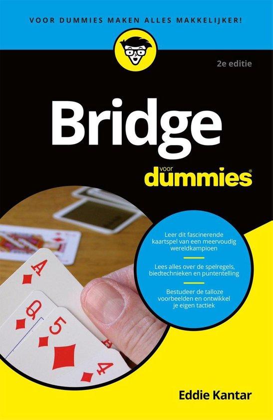 Voor Dummies - Bridge voor Dummies - Eddie Kantar  