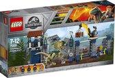 LEGO Jurassic World Aanval op de Toren van Dilophosaurus - 75931