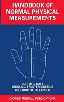 Handbook of Normal Physical Measurements