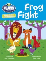 Bug Club Guided Julia Donaldson Plays Year 2 Orange Frog Fight