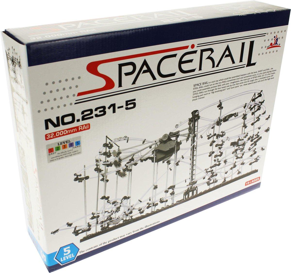 United Entertainment - Spacerail Knikker Achtbaan - Level 5