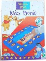 Winnie the Pooh Kids Memo