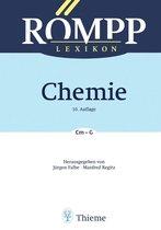 Boek cover RÖMPP Lexikon Chemie, 10. Auflage, 1996-1999 van Jurgen Falbe