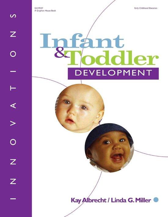 Omslag van The Comprehensive Guide to Infant and Toddler Development