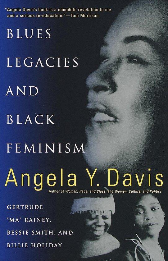 Boek cover Blues Legacies and Black Feminism van Angela Davis (Paperback)