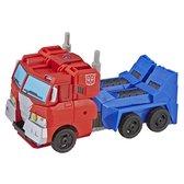 Transformers Cyberverse Ultra Optimus Prime Figuur 20Cm