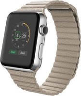 watchbands-shop.nl bandje - Apple Watch Series 1/2/3/4 (42&44mm) - Bruin
