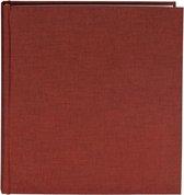 GOLDBUCH GOL-32707 Fotoboek Summertime rood - 100 pagina's - groot