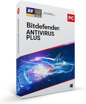 Bitdefender Antivirus Plus 2020 - 3 Apparaten - 2