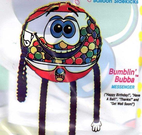 folieballon - high stepper - bumblin bubba - leeg