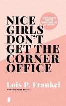 Omslag Nice girls don't get the corner office