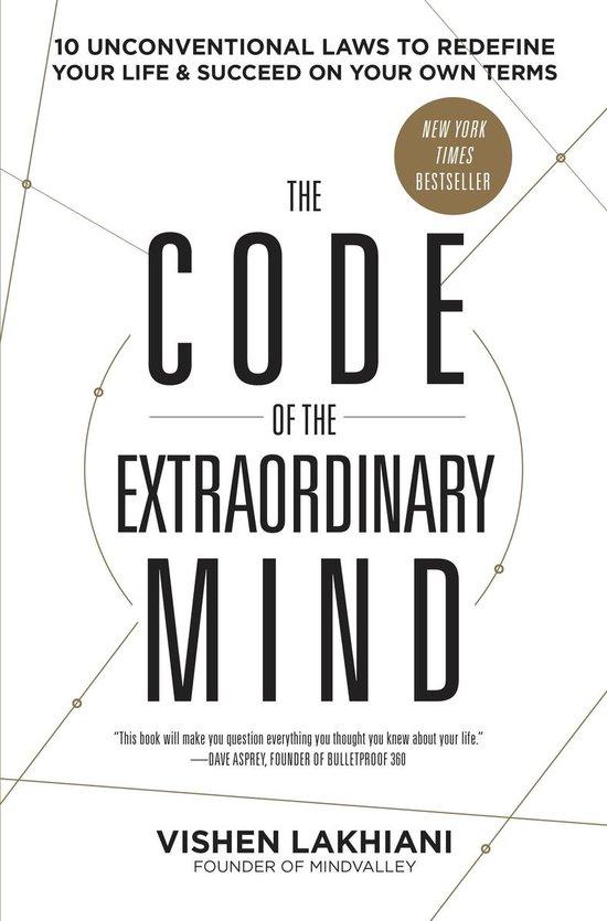 Lakhiani, V: The Code of the Extraordinary Mind