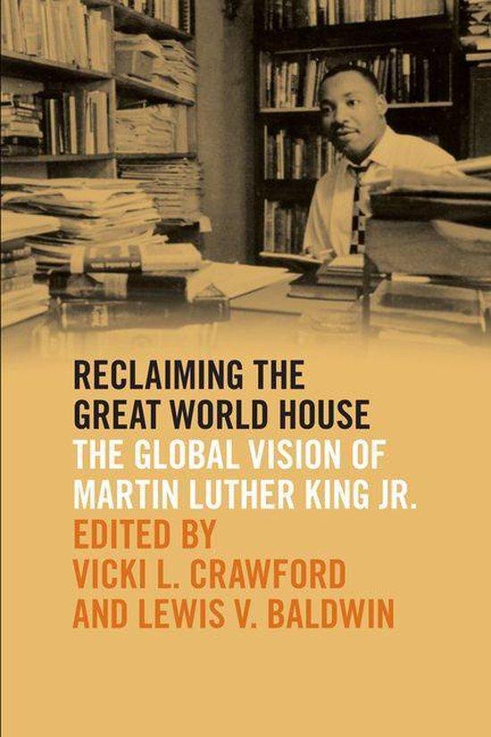 Boek cover Reclaiming the Great World House van Victor Anderson (Onbekend)