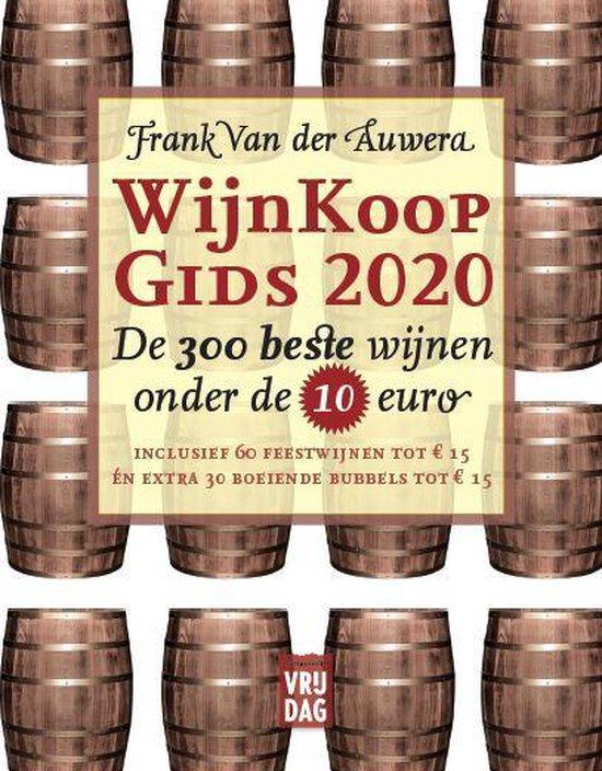Wijnkoopgids 2020 - Frank Van der Auwera   Fthsonline.com