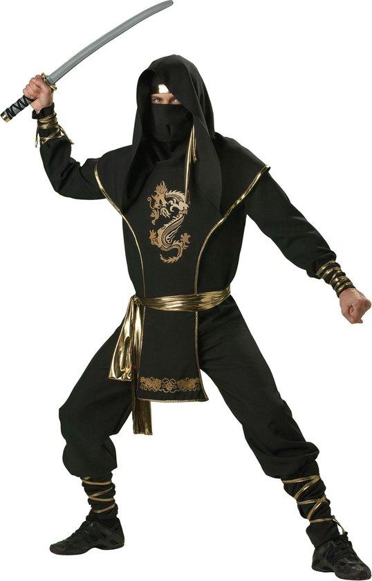 """""""Ninja kostuum voor heren - Premium - Verkleedkleding - Medium"""""""