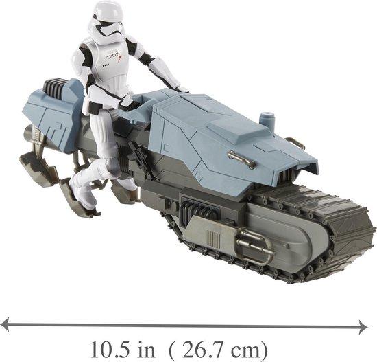 Thumbnail van een extra afbeelding van het spel Star Wars E9 First Order Driver en Treadspeeder