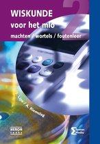 Boek cover Heron-reeks  -  Wiskunde voor het MLO Deel 2 van Jan Lips