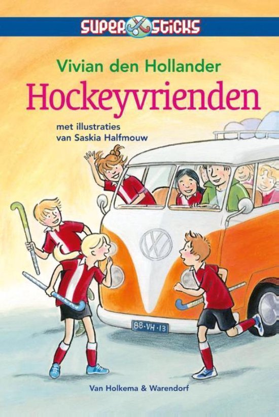 Hockeyvrienden - Vivian den Hollander pdf epub