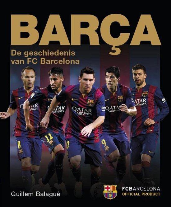 Boek cover Barça van Guillem Balagué (Hardcover)