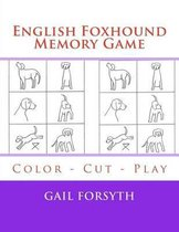 English Foxhound Memory Game