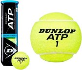 Dunlop ATP Championship Tennisballen - 4 stuks