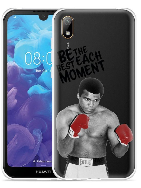 Huawei y5 2019 Hoesje Be the Best